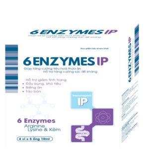 6 Enzymes IP