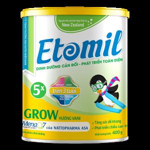 Etomil 5x Grow Hương Vani